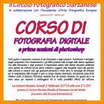 APERTE LE ISCRIZIONI PER IL 40° CORSO DI FOTOGRAFIA DIGITALE E PRIME NOZIONI DI PHOTOSHOP